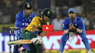 Live streaming: India vs South Africa 2015, 1st ODI at Kanpur