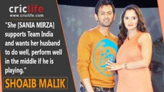 Shoaib Malik's household stands divided ahead of India-Pakistan Asia Cup clash