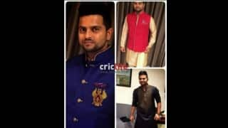 Suresh Raina gets engaged to Priyanka Chowdhary