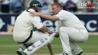 Brett Lee, Andrew Flintoff relive Ashes 2005 battle that united foes