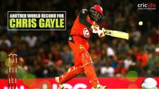 Infographics: Chris Gayle's record and others who were really fast to the milestone
