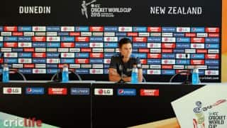 Trent Boult: This World Cup is my big goal