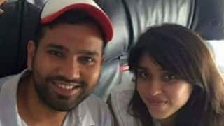 "How an ""incredibly sweet"" Rohit Sharma won fiancée Ritika Sajdeh's heart!"