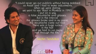 Sachin Tendulkar: I could never go out publicly with Anjali