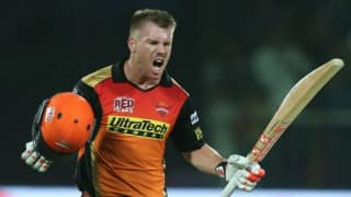 IPL 2016: Cricket fraternity hails David Warner's match-winning knock against Gujarat Lions in Qualifier 2