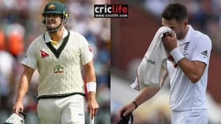 Shane Watson retires from Test cricket; swing bowlers go into depression