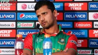 Mashrafe Mortaza: Probably this was our best batting performance