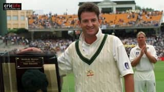 Mark Waugh: Life and times