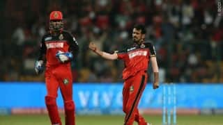 Yuzvendra Chahal thanks Virat Kohli after being picked for the national side