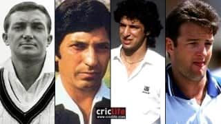 On this day, Richie Benaud, Surinder Amarnath, Wasim Akram and Mark Waugh made their debuts