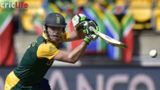 AB de Villiers has serious concerns leading South Africa into the ICC World Cup 2015 knock-out