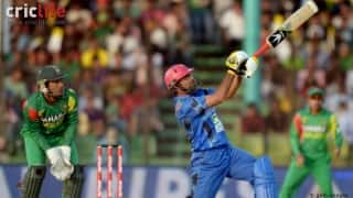 ICC Cricket World Cup 2015, Bangladesh vs Afghanistan, Canberra: Pick of the tweets
