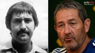 The metamorphosis of Graham Gooch