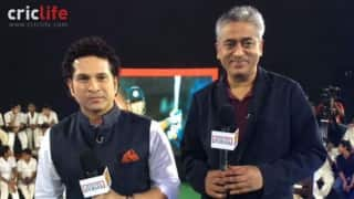 Tendulkar to become cricket analyst for a news channel