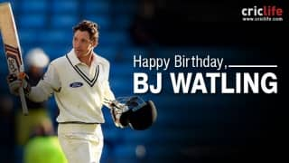 BJ Watling: 12 facts about the South African-born Kiwi stumper