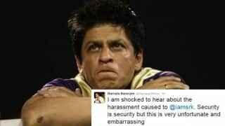 KKR, TKR co-owner Shah Rukh Khan detained at US airport; Twitter erupts