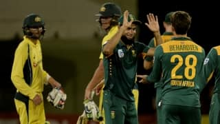 LIVE Streaming, AUS vs SA, Tri-Nation Series, 7th ODI: Watch Live Telecast of Australia vs South Africa at Barbados on TenSports.Com