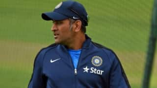 VIDEO: MS Dhoni speaks on importance of 'team bonding' ahead of India's 17 Tests challenge