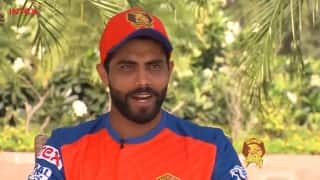 """Video: """"Will get my wife's name tattooed on me if she agrees"""", says Ravindra Jadeja"""
