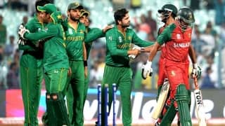 Pakistan's second biggest victory in ICC World T20 and 15 other statistical highlights from Pakistan and Bangladesh match at Kolkata