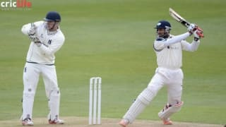 Fans in Yorkshire boo umpires and opponents after Cheteshwar Pujara's controversial dismissal