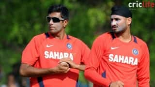 Harbhajan's feat against Australia in 2001 prompted Ashwin to bowl off-spin