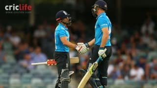 James Taylor and Jos Buttler take England into tri-series final