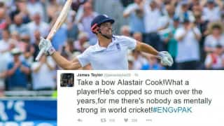 Alastair Cook, Don Bradman, 29th Test ton and 22nd July