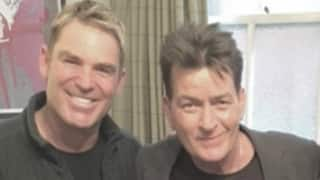 Legends and Playboys: Shane Warne meets Charlie Sheen