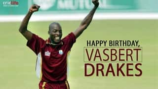 Vasbert Drakes: 11 facts about the Barbadian all-rounder who made a stunning comeback at 33