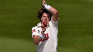 English cricketer Matthew Hobden dies aged 22; was earmarked as one for the future