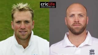 Matt Prior's shining presence – literally and figuratively!
