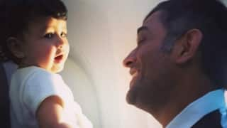 This super cute video of MS Dhoni and little Ziva will make you go 'Awww'!