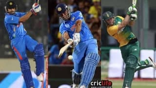 Poll: Who will be the best batsman in the India-South Africa ODI series?