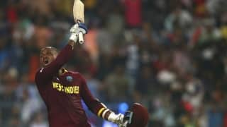 Marlon Samuels fires in a 'defamation lawsuit' bouncer to Geoff Lawson for the dreaded 'G' word