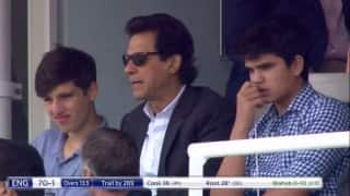 Imran Khan, his son and Arjun Tendulkar captured in one frame