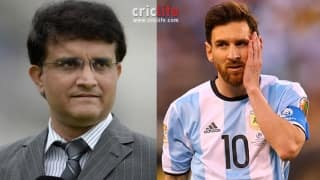 Sourav Ganguly, Suresh Raina and other sports personalities react to Lionel Messi's shocking international retirement