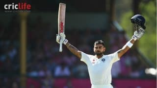 Virat Kohli becomes first batsman to score three tons in first three outings as captain