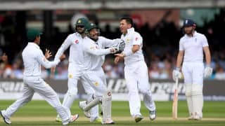 Watch Yasir Shah's magical 'ball of the match' to dismiss Gary Ballance
