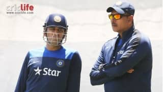 'MS Dhoni caught all of us off guard', says Team Director Ravi Shastri