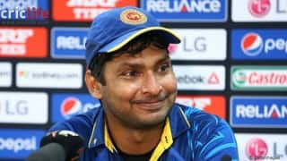 Kumar Sangakkara:  I've given everything I have when I played the game, and the game goes on