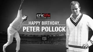 Peter Pollock: 11 facts about South Africa's speedster