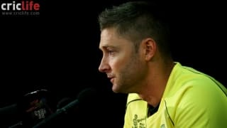 Michael Clarke: There is going to be sledging, there is going to be banter