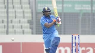 India dismantled for 145 in ICC Under-19 Cricket World Cup final against West Indies at Dhaka