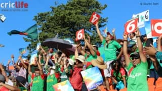 ICC Cricket World Cup 2015: Afghanistan vs Bangladesh brings splash of colours to Canberra