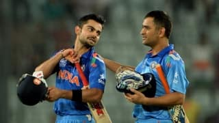 Poll: Should Virat Kohli take over from MS Dhoni as the ODI skipper?