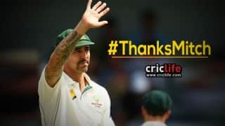 Mitchell Johnson:  11 interesting statistical milestones from his career