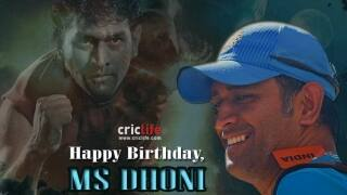 Twitter world wishes MS Dhoni on 35th birthday