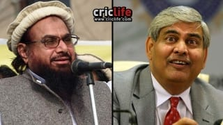 """Hafiz Saeed showers praise on BCCI, says """"India is truly the most tolerant nation"""""""