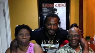On his birthday, Chris Gayle thanks parents in his trademark witty style